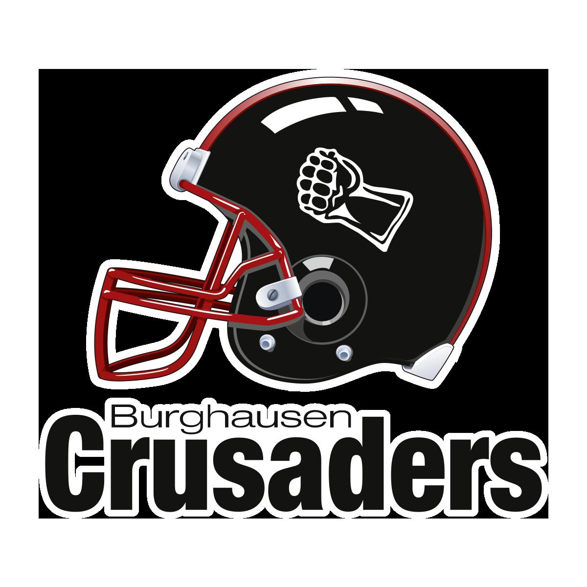 Logo Burghausen Crusaders