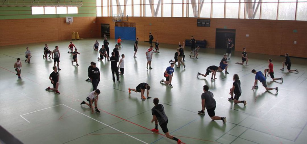 Erfolgreiches Try Out der Juniors