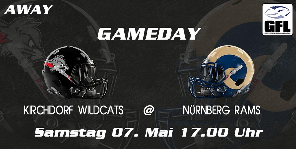 Wildcats starten in Nürnberg
