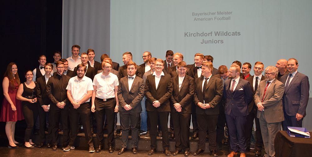 Große Ehre für Wildcats U19