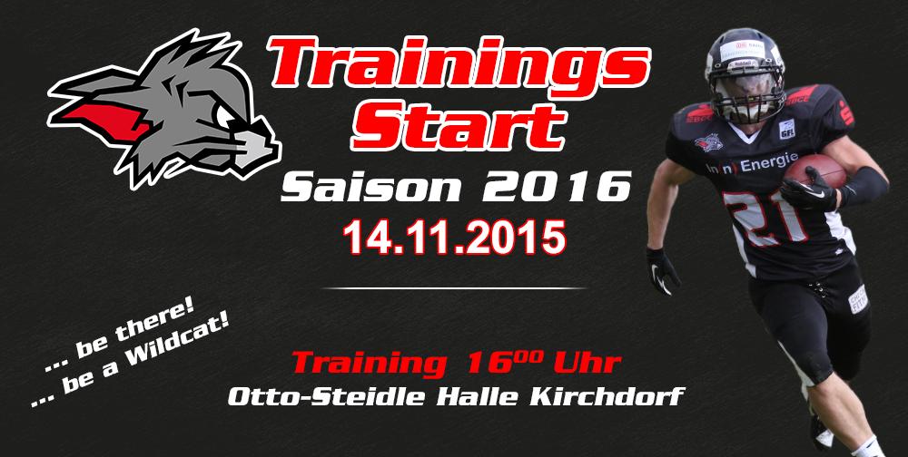 Bundesligateam startet mit Vorbereitung
