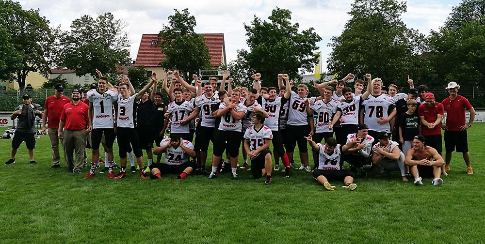 Wildcats Juniors sind Bayerischer Meister!