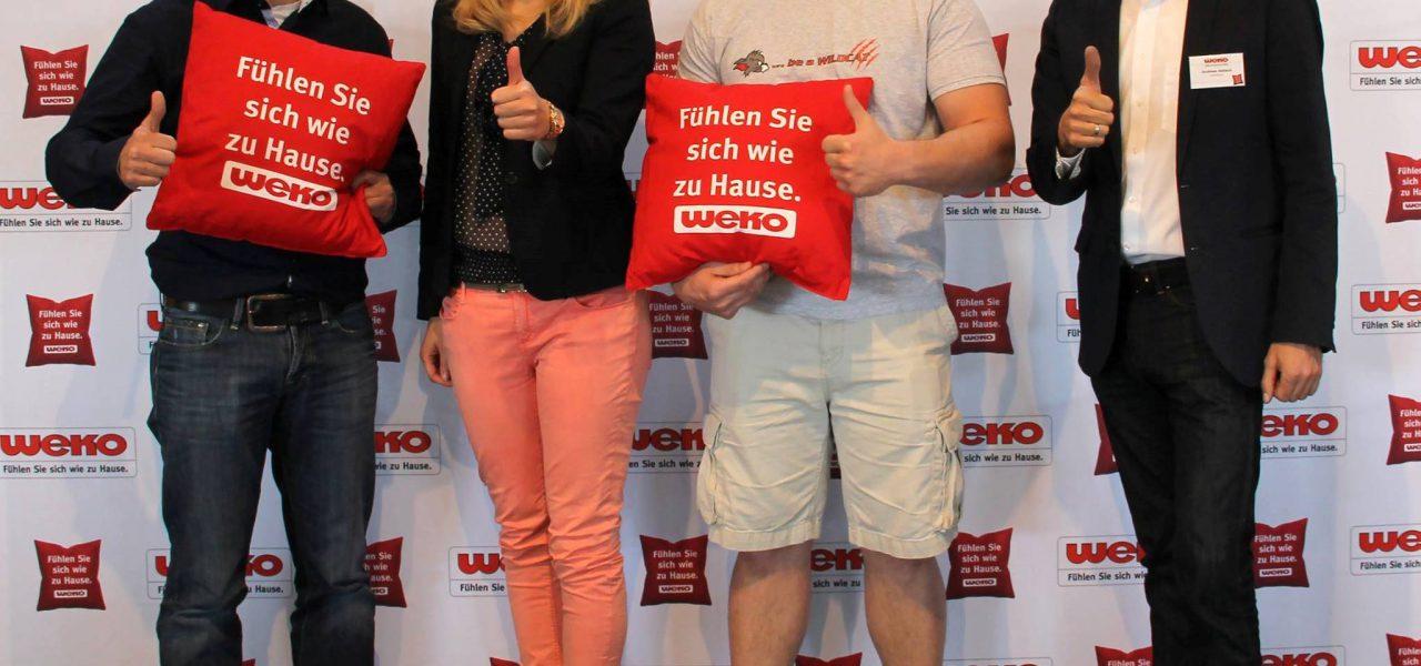 WEKO Wohnen GmbH unterstützt die Kirchdorf Wildcats in der GFL2 Saison 2014 als neuer Sponsor!