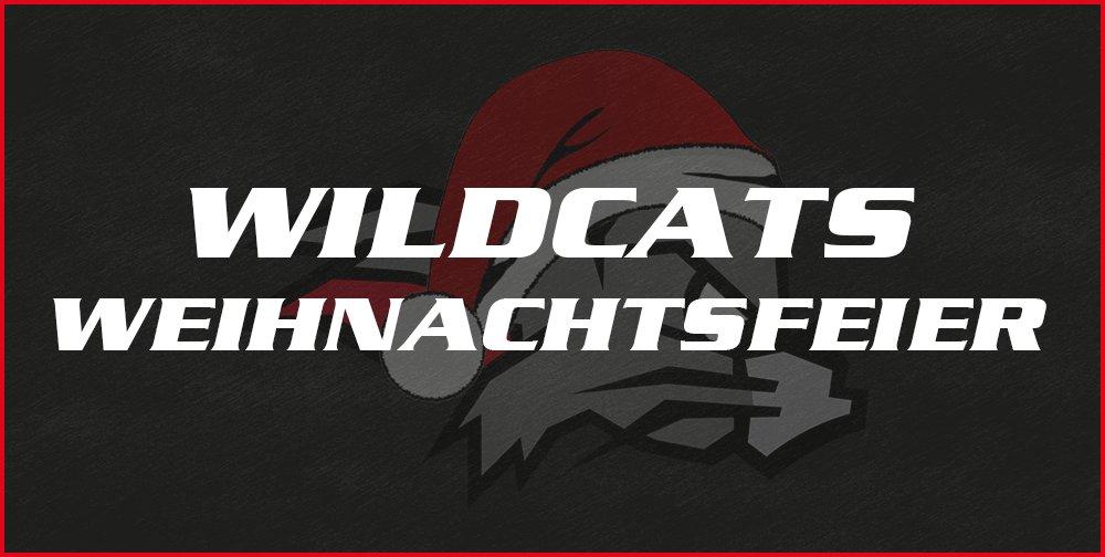 Wildcats Weihnachtsfeier