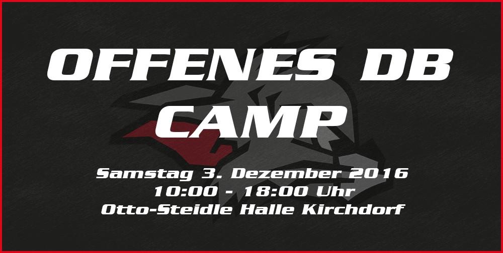 Wildcats veranstalten offenes DB Camp