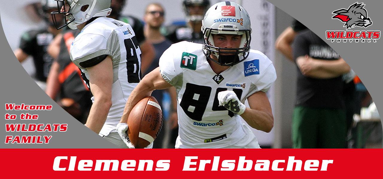 Österreichischer Nationalspieler für die Wildcats