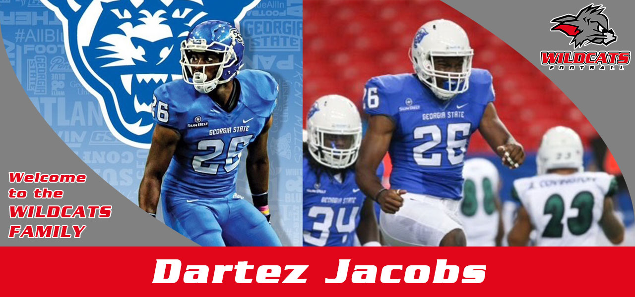 Dartez Jacobs verstärkt Defense