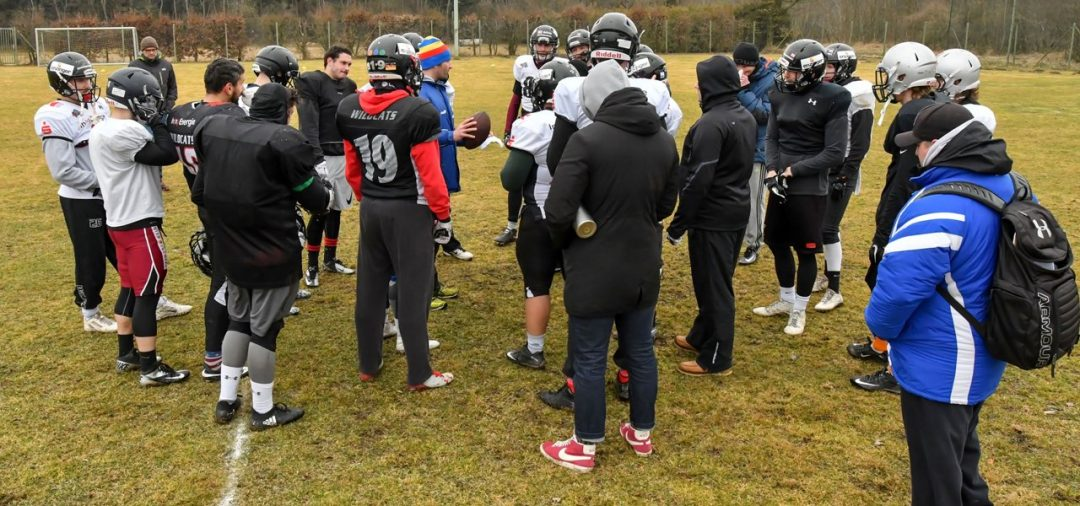Mini Camp in Kirchdorf