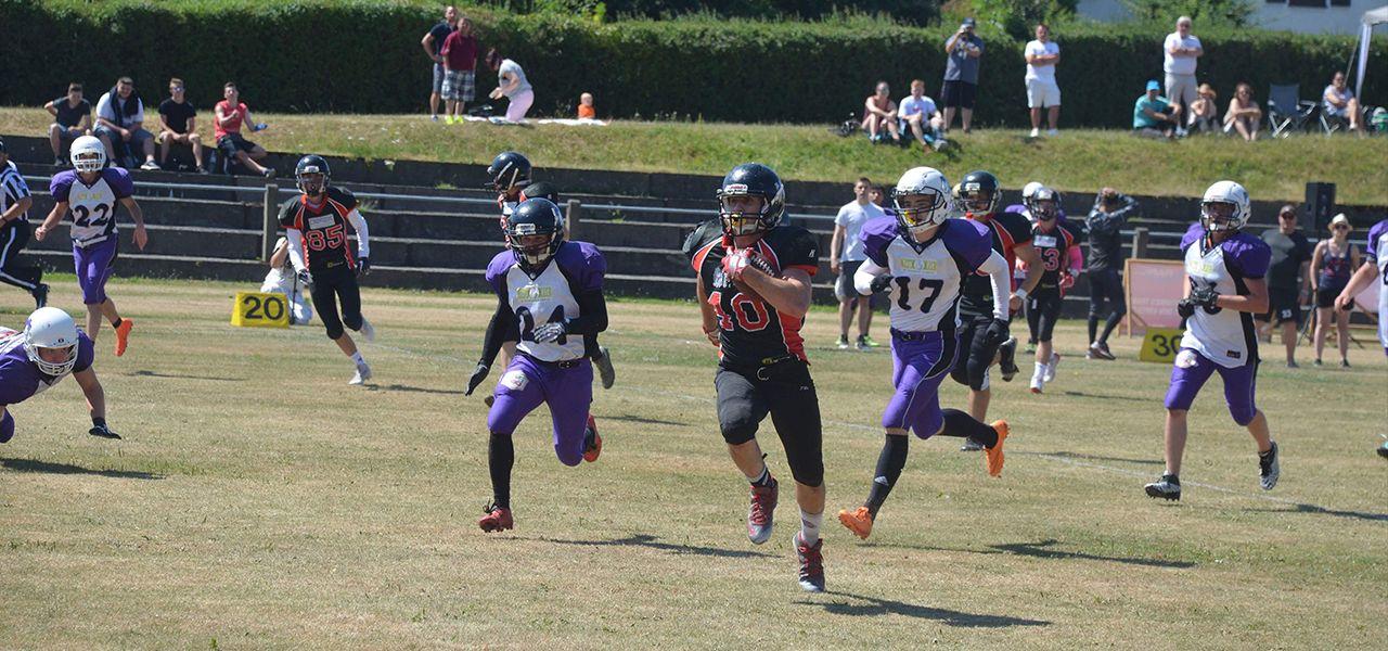 Wildcats U19 im Halbfinale