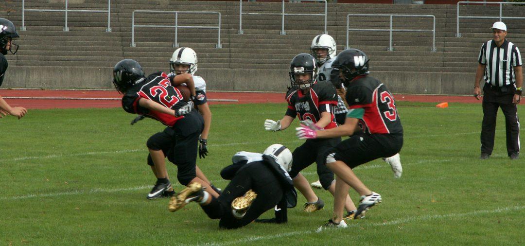 Wildcats U15 Heimturnier