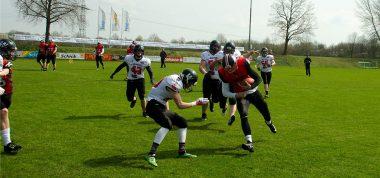 Wildcats U19 mit dem letzten Schliff