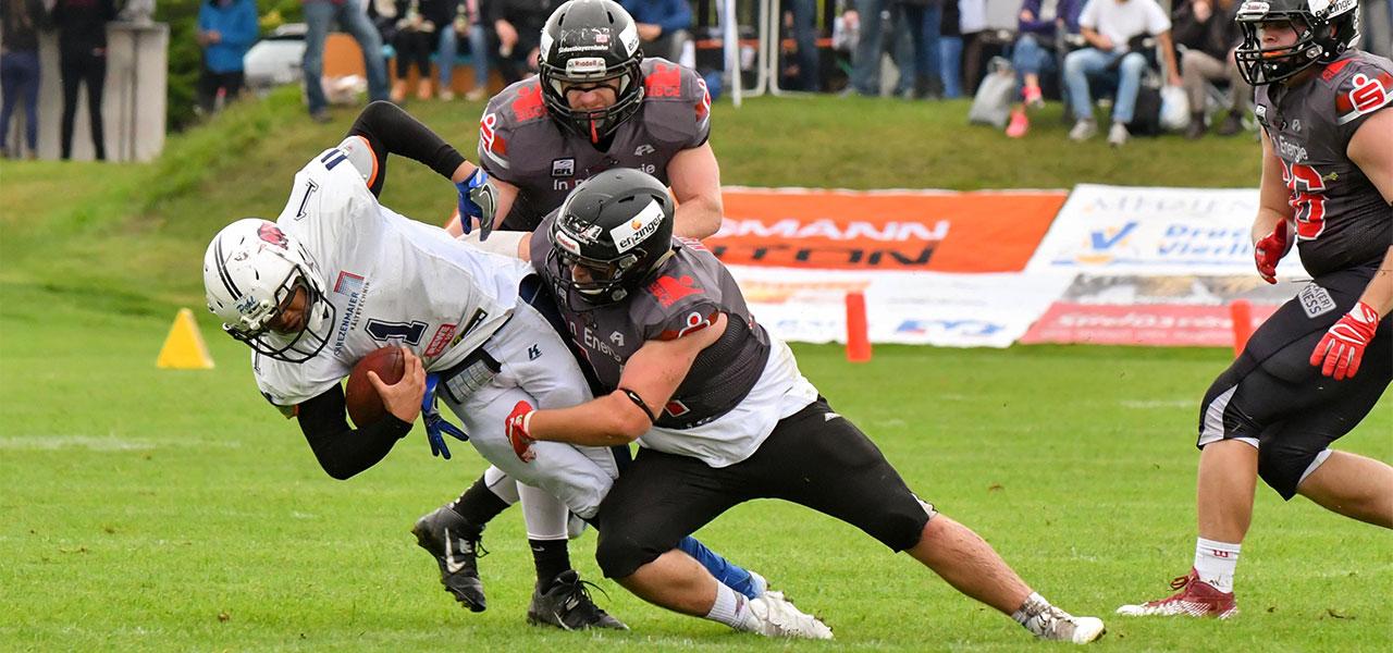Wildcats müssen gegen Ravensburg ran