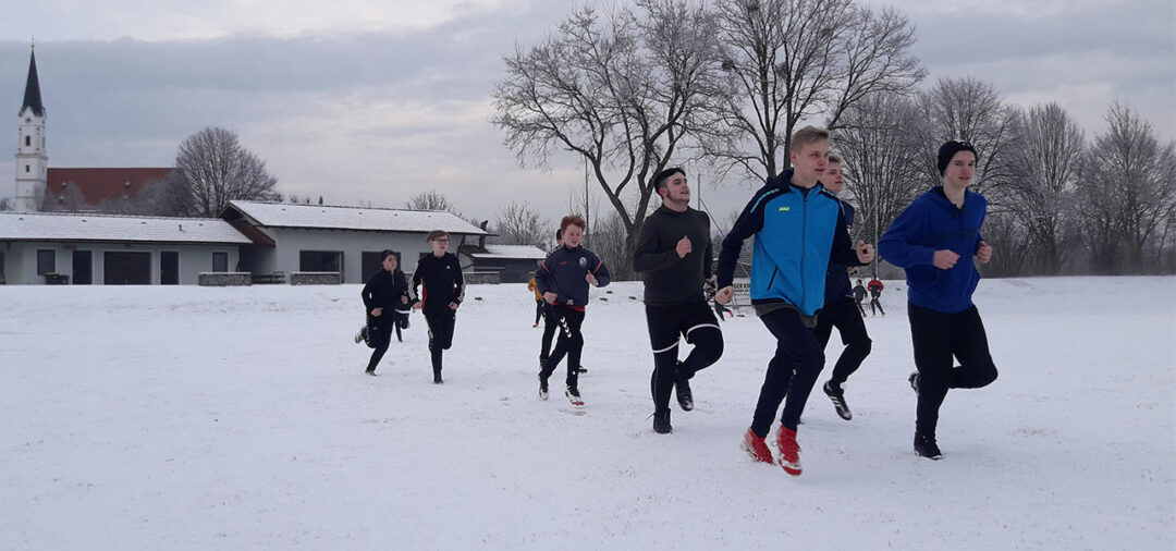 Cooles Wildcats Training